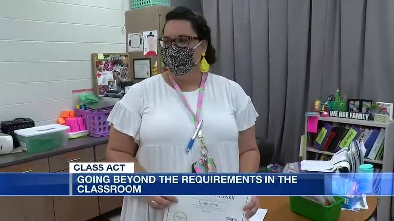 Class Act: Laura Short of Pike Road Elementary