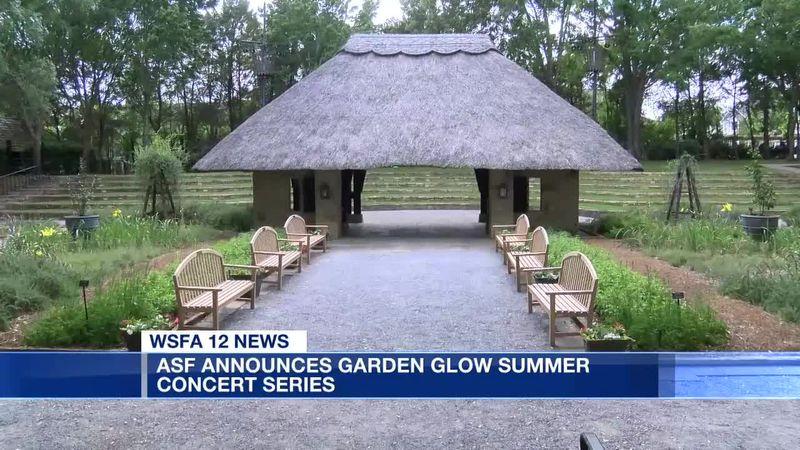 12 Talk: Alabama Shakespeare Festival announces Garden Glow summer concert series