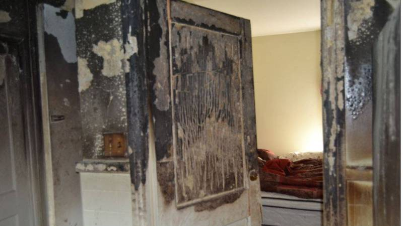 WBRC checked out a trailer they used to demonstrate the big difference between your bedroom...