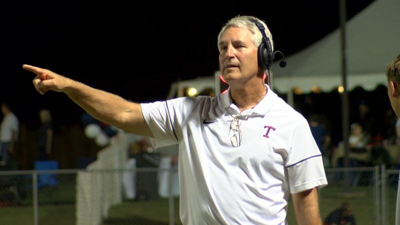 Randy Ragsdale is Faulkner's new associate head coach.