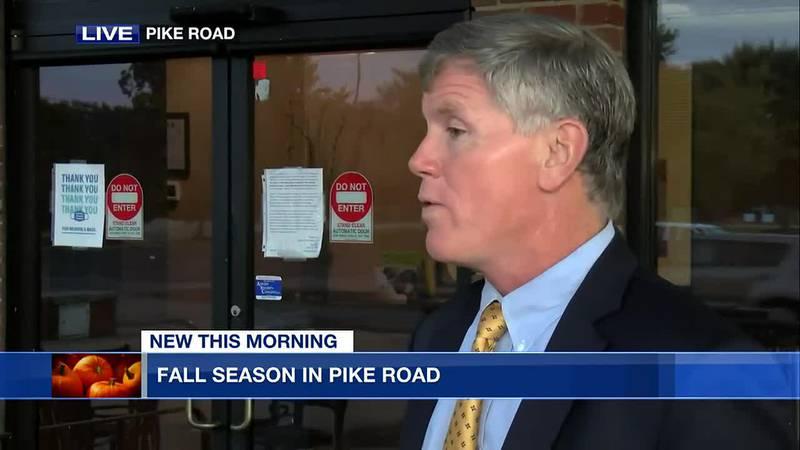 Pike Road mayor talks fall celebrations