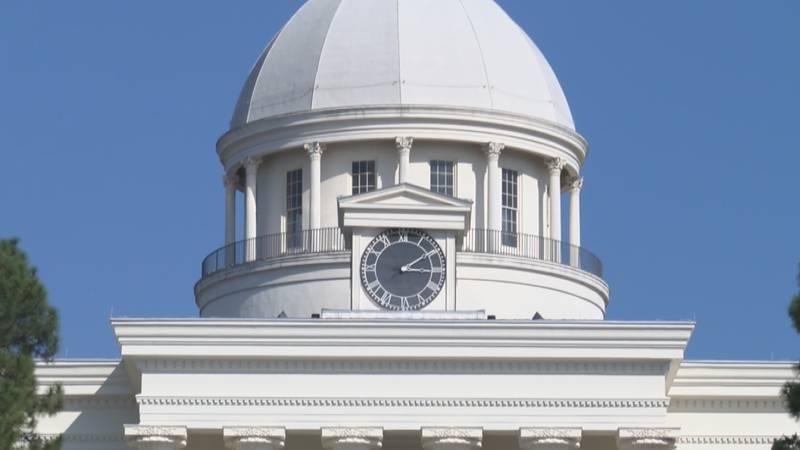 Alabama State Capitol.