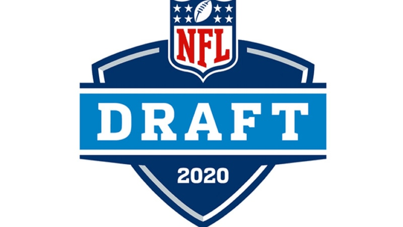 The NFL Draft is virtual this year.