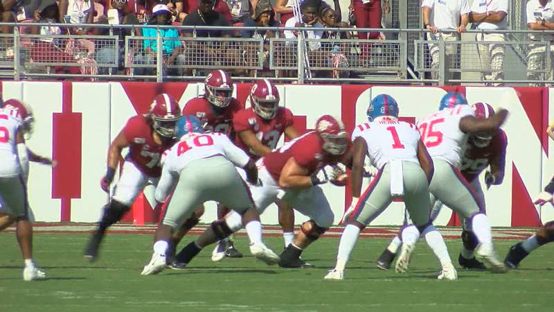 A new law in Alabama will soon be on the books that allows college athletes to get paid for...