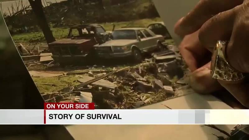 Pratt City tornado survivor remembers his experience