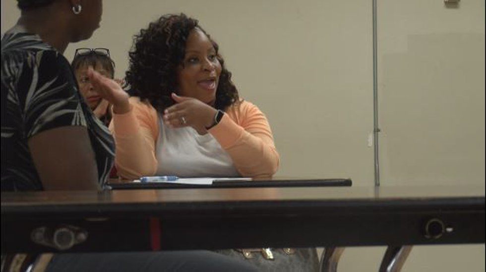 Parents met Tuesday to voice their concerns about the sale. (Source: WSFA 12 News)