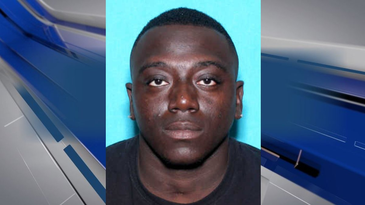 Timothy Demetrius Samuel Jr. is charged with robbery.