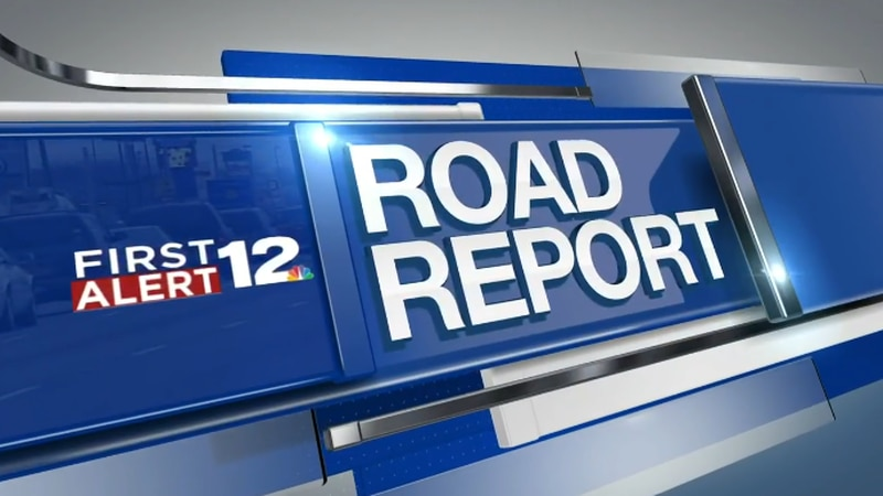 The northbound lane on Alabama 97 is blocked off after a two-vehicle crash Thursday, according...