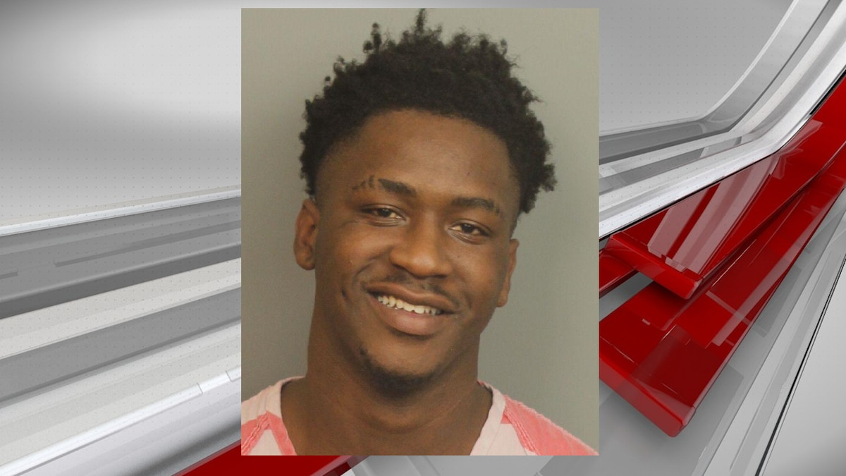 Emanuel Tolbert turned himself in to the Jefferson County Jail in Bessemer.