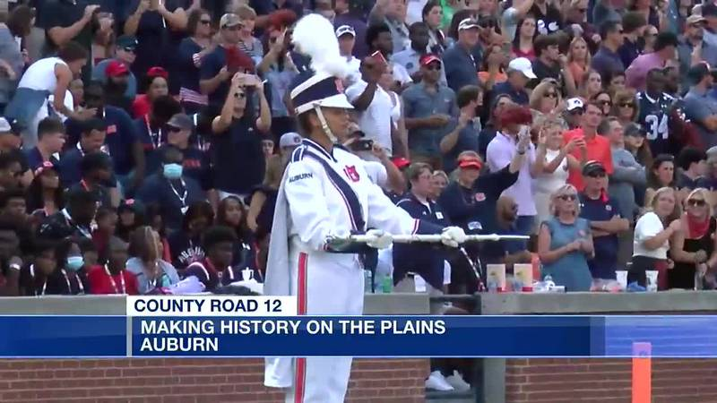 County Road 12: Making history on the Plains