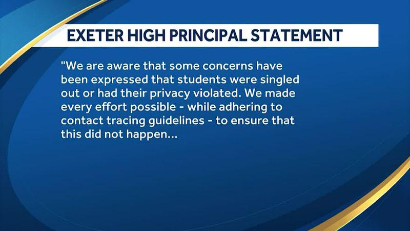 """The school principal says the system helped students enjoy """"a close to normal"""" prom, and..."""