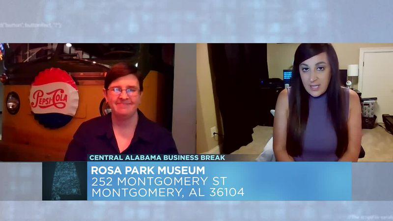 Central Alabama Business Break - Rosa Parks Museum