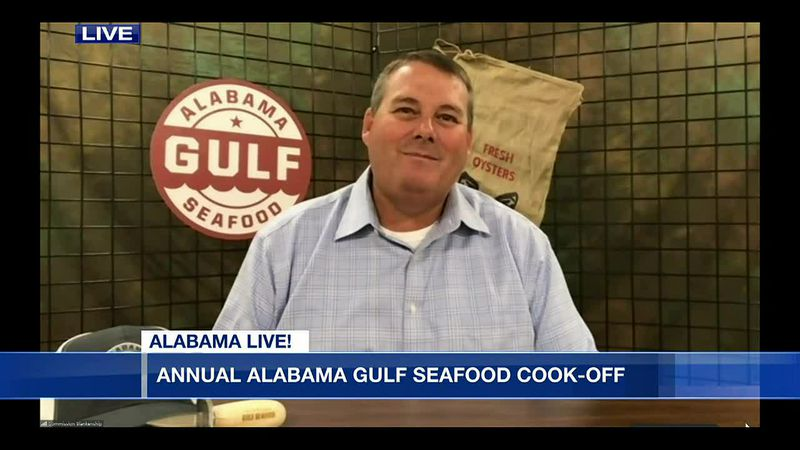 Alabama Seafood Cook-Off approaching
