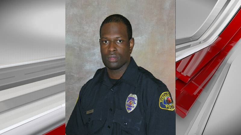 Fallen Tuscaloosa Police Officer Dornell Cousette