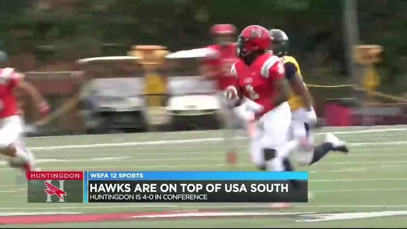 Hawks look to keep rolling