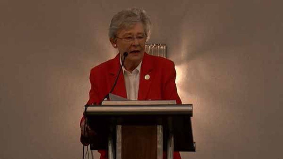 Gov. Ivey made an appearance at the conference. She stressed to these groups the importance of...