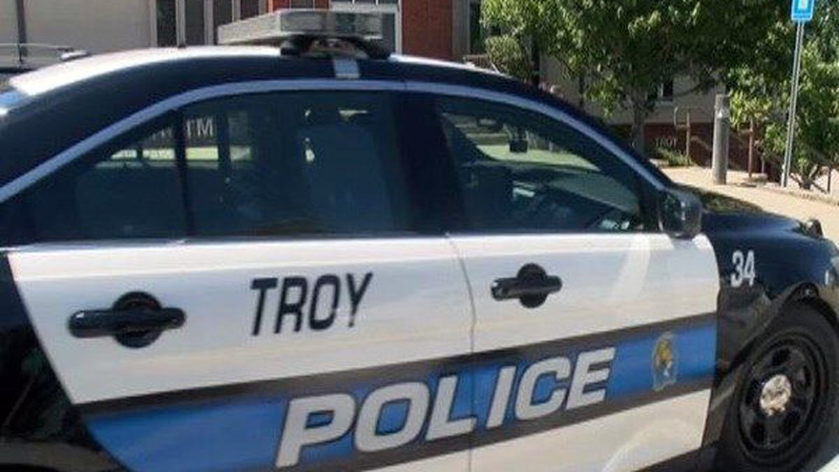 Troy police are investigating a shooting that left two men wounded Saturday morning. (Source:...