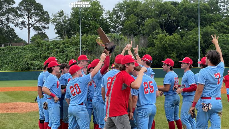 The Pike Liberal Arts Patriots won their third straight AISA 3A State Title for baseball in two...