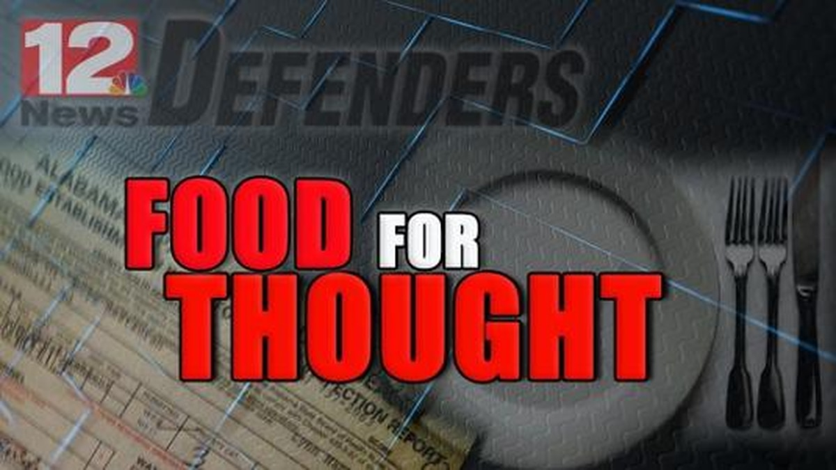 Food for Thought: March 15