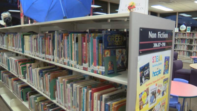 """The Montgomery City-County Public Library System's """"1,000 Books Before Kindergarten"""" is a..."""
