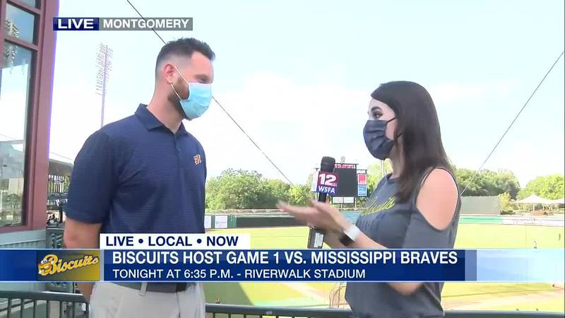 Biscuits general manager speaks before playoffs