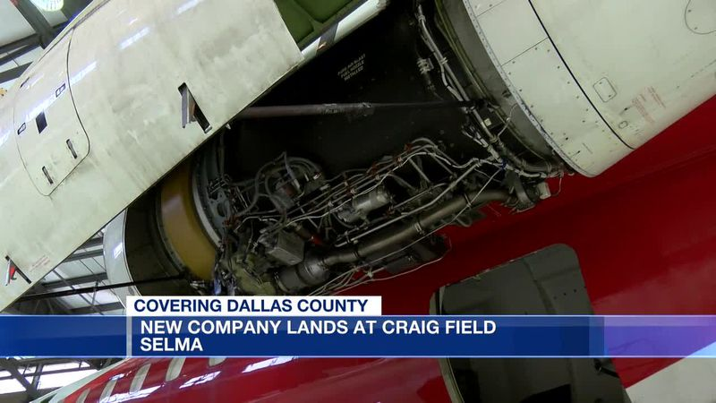 Startup aviation company coming to Craig Field near Selma