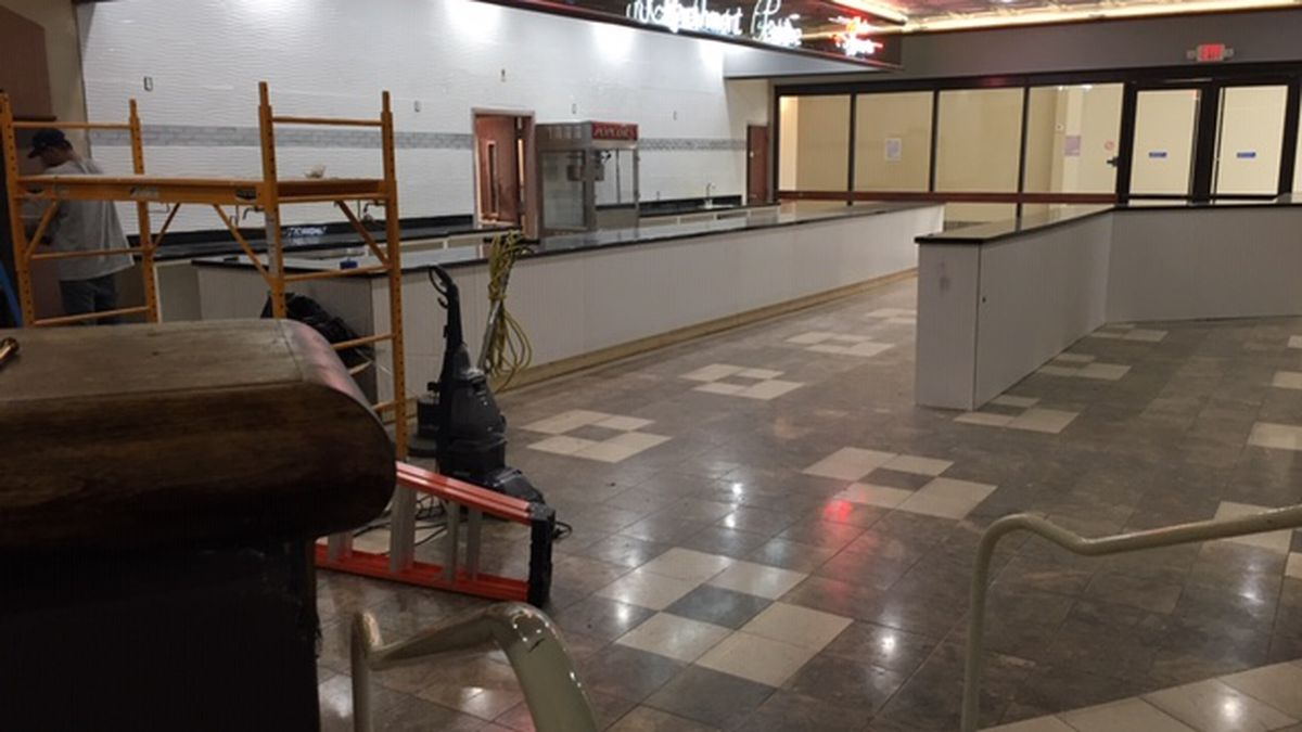 Eastdale Mall says opening day for its renovated movie theaters will happen on March 26. It's...