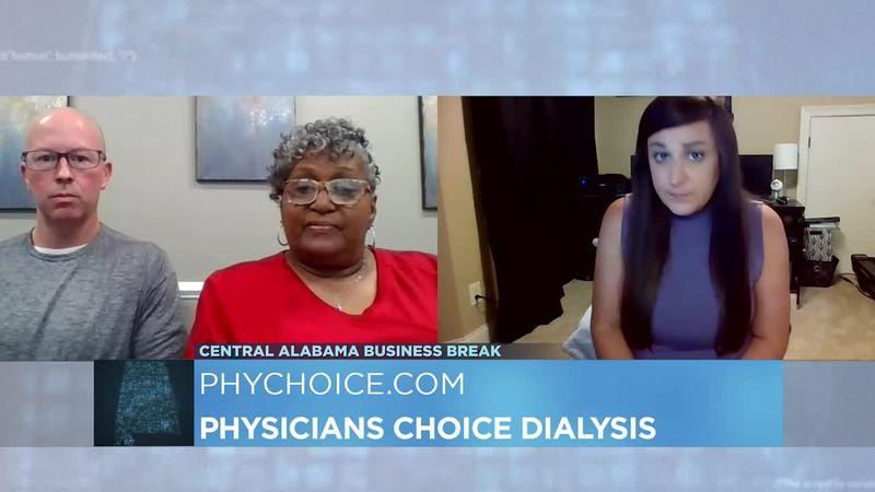 Central Alabama Business Break - Physicians Choice Dialysis