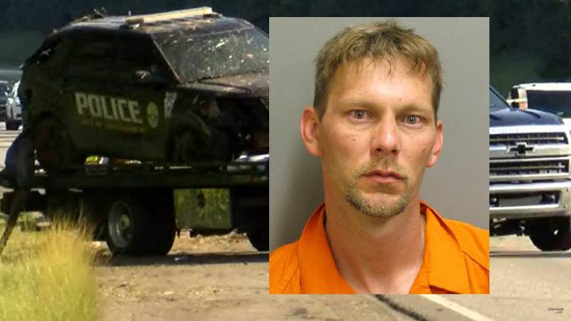 Brandon Bazzell, 36, is now charged with first and second-degree theft of property, as well as...