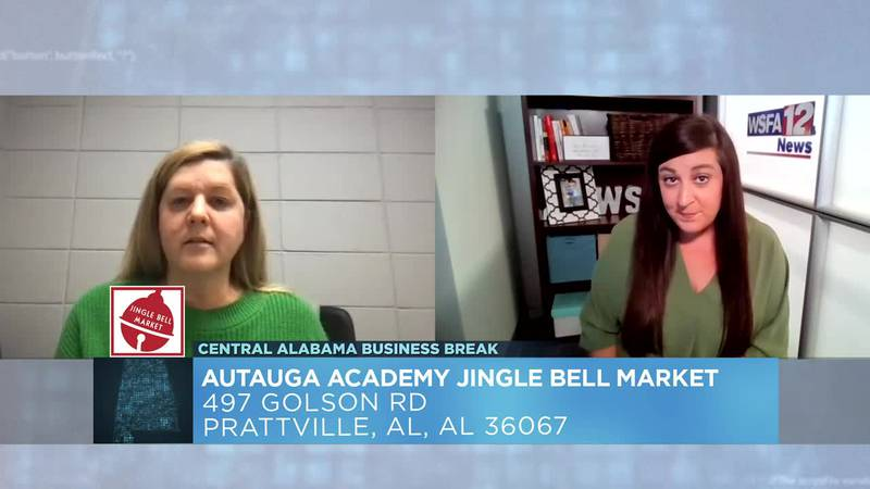 Autauga Academy Jingle Bell Market