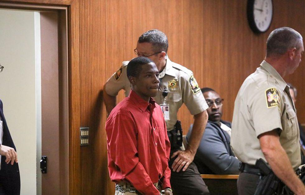 Fisher appeared before Lee County Judge Steven Speak Monday and was denied bond. Speak set...