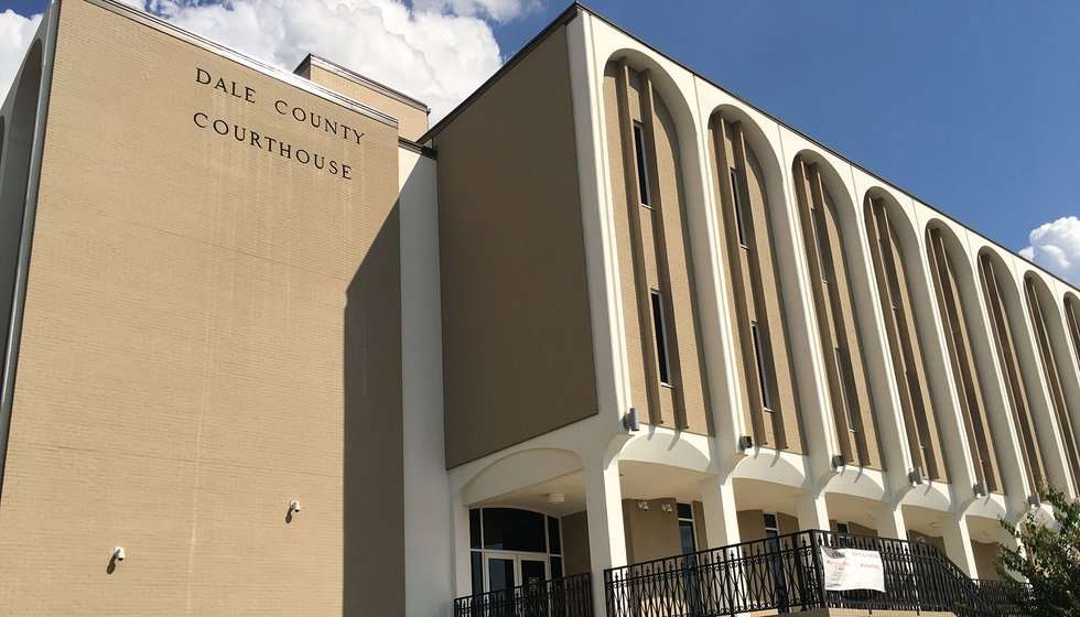 Montgomery police officer Aaron Cody Smith's trial was moved to Dale County.