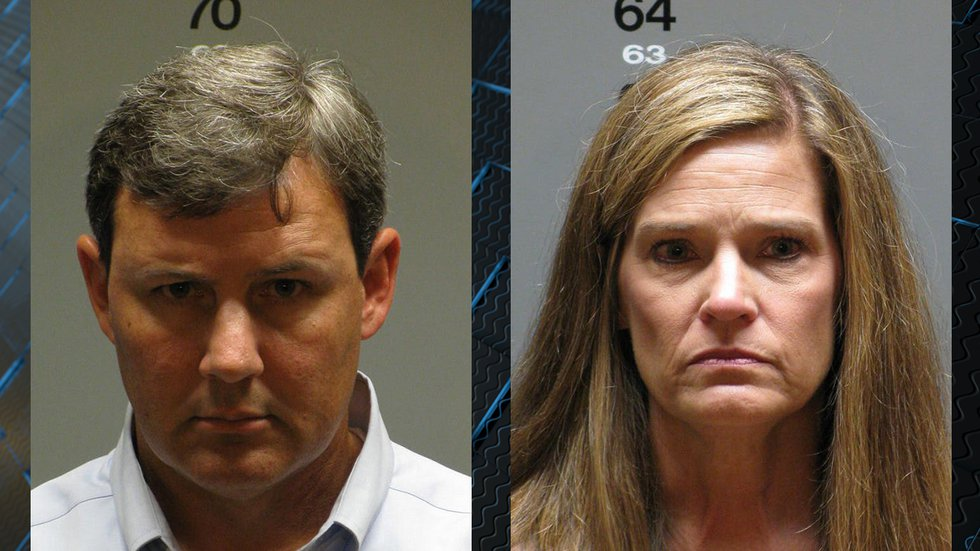 Nick Bowling Suggs, 50, and Jodi Wallace Suggs, 50, both of Decatur are charged with criminally...