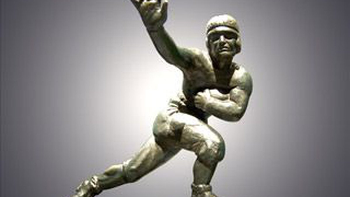 USC's Reggie Bush lost his 2005 Heisman Trophy after an NCAA investigation found he and his...