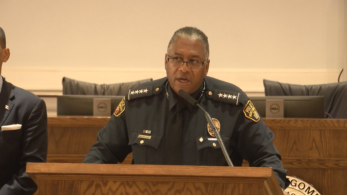 The Alabama Ethics Commission found Montgomery Police Department Chief of Operations Jennifer...