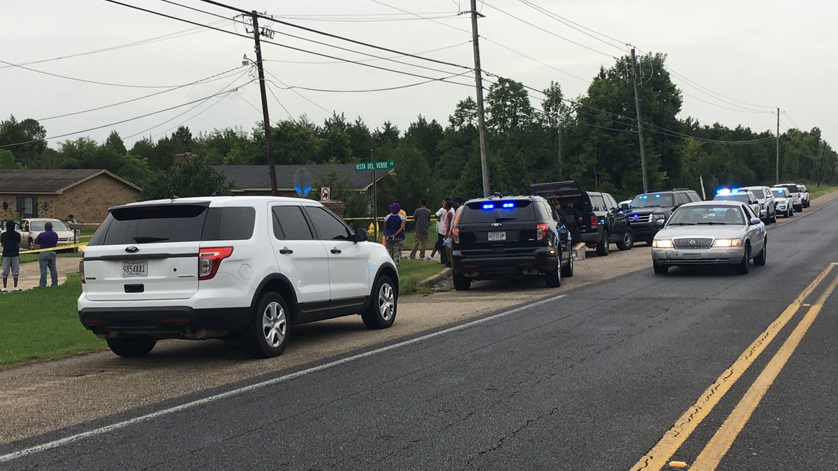 A child and another man were injured in the shooting. They were transferred to a hospital for...