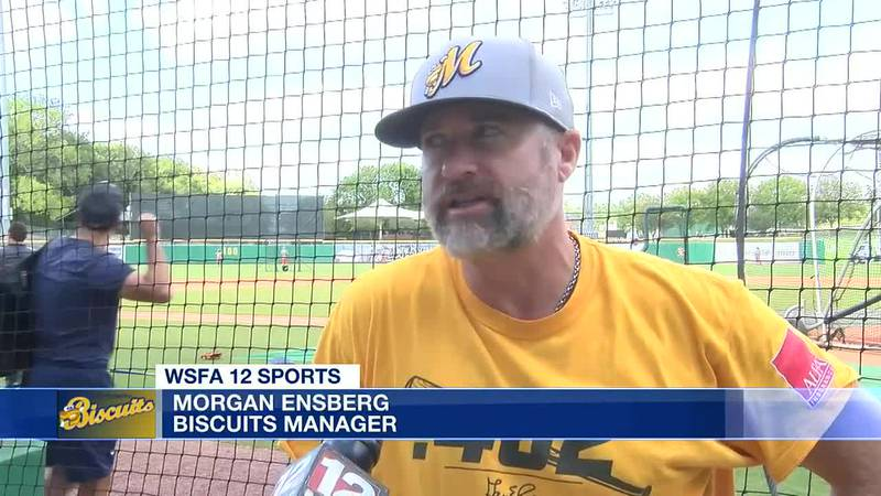 Biscuits to play Braves again in game 2 of Double-A South playoff series
