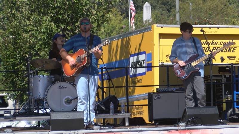 The fourth annual Harvest Jam was held on Oct. 16 and benefitted Child Protect.