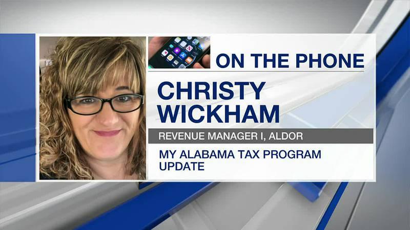 Revenue department talks My Alabama Taxes program