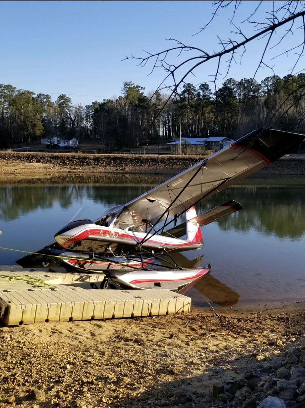 The pilot of an aircraft that crashed Tuesday afternoon in Coosa County has been located and is...