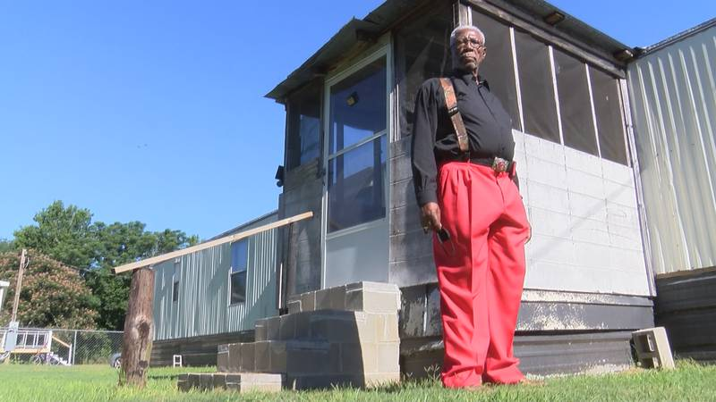 Madison Park residents are worried about the health complications associated with leaking...