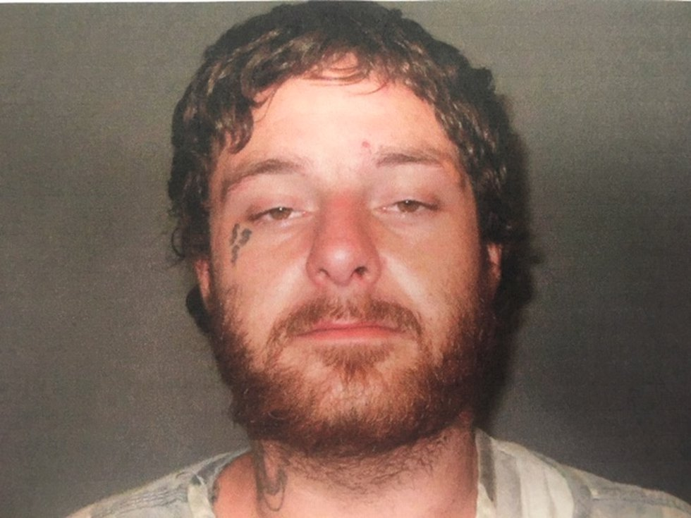 Mitch Galloway was arrested and charged with hindering prosecution.