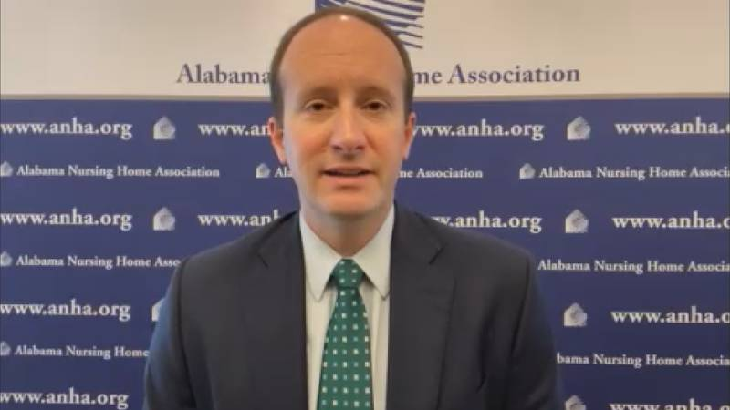 The Alabama Nursing Home Association is still following guidance from the Centers for Medicare...