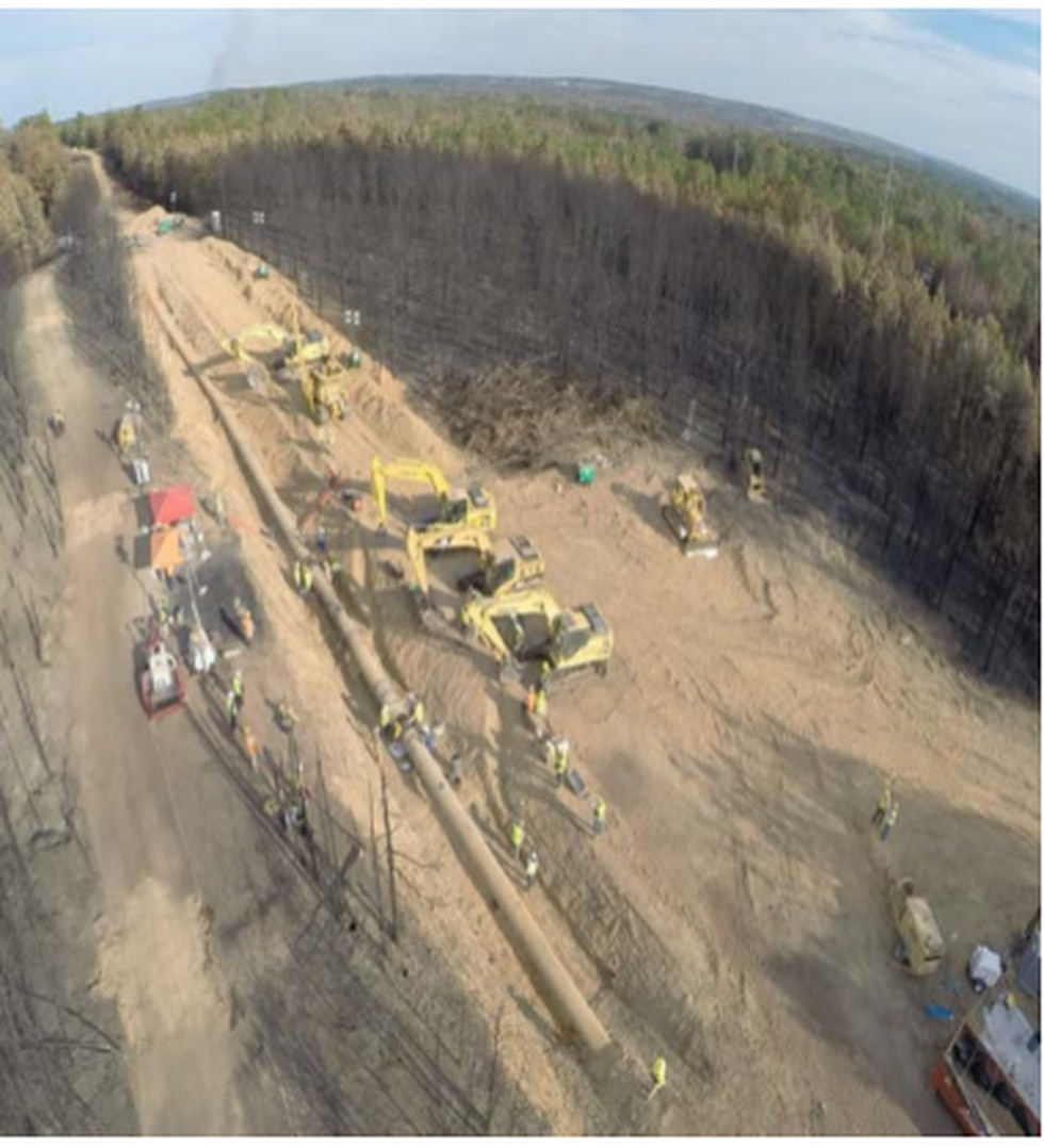 NTSB report on deadly pipeline explosion