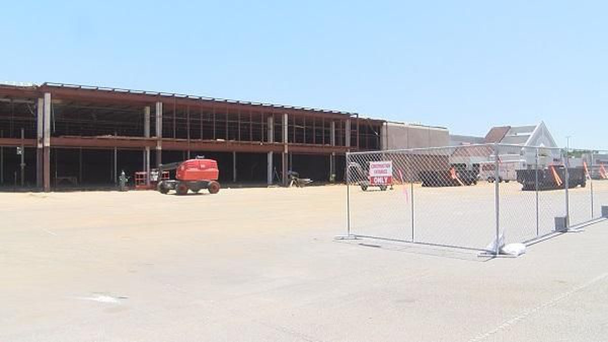 The old Bruno's grocery store off Ross Clark Circle in Dothan is getting new life thanks to...