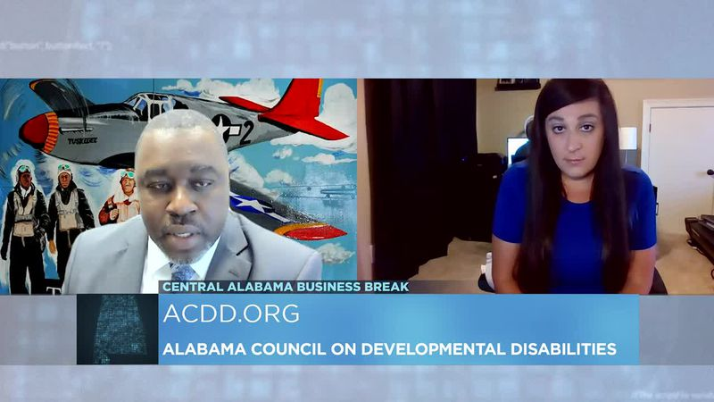 Central Alabama Business Break - Alabama Council on Developmental Disabilities