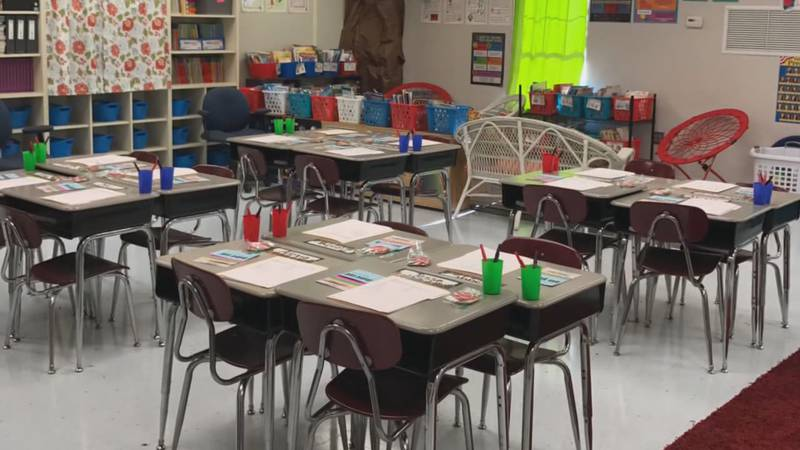 Tracee Binion with the Alabama Education Association says teachers were concerned about what...