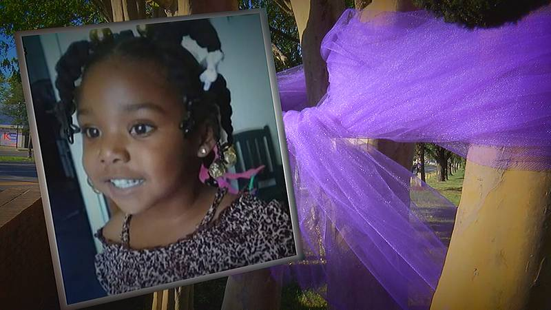 """Kamille """"Cupcake"""" McKinney was abducted from a birthday party.   The 3-year-old's death shocked..."""
