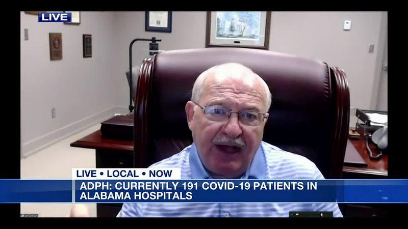 Alabama Hospital Association leader talks pandemic latest
