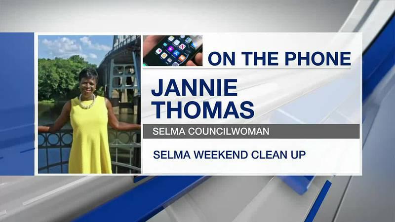 Selma weekend cleanup happening Saturday